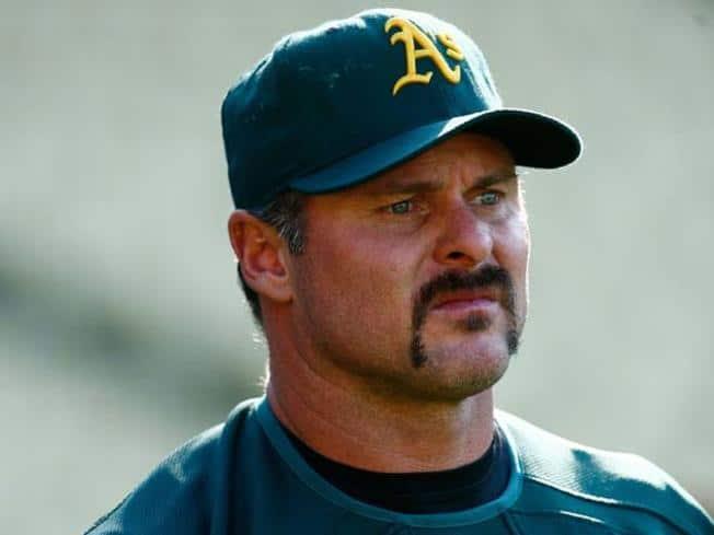 Celebrity mustache styles