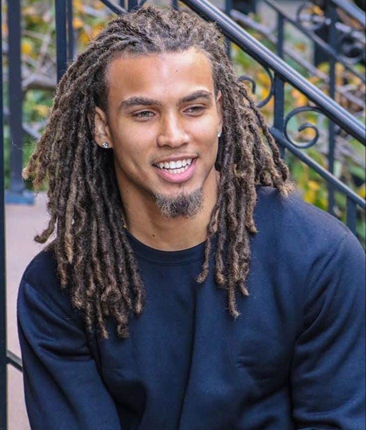 Men's Dreadlocks 101: How to Grow, Maintain & Style