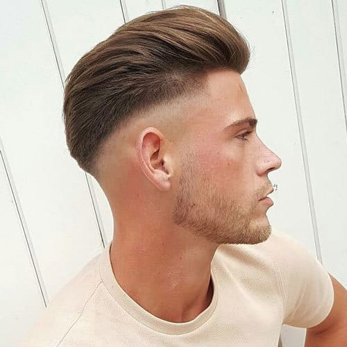 25 Best Faded Hairstyles for Men With Long On Top – Cool