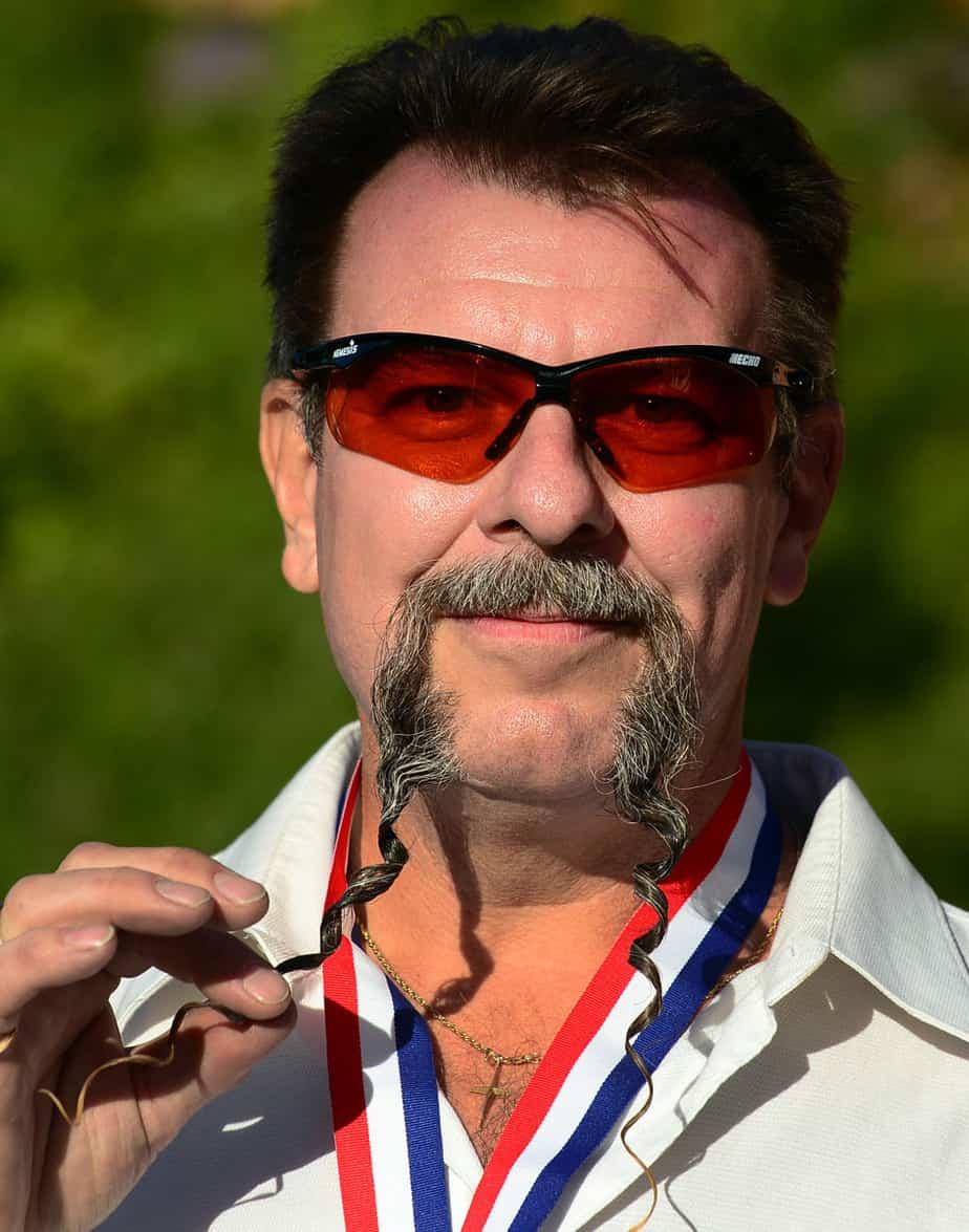 Popular celebrity mustaches