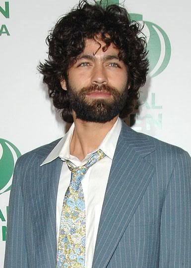 Adrian Grenier full beard