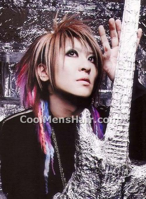 Photo of Aiji LM. C hair.