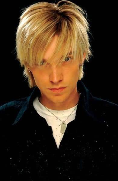 Alex Band haircut