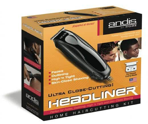 Image of Andis 29775 Headliner Box.