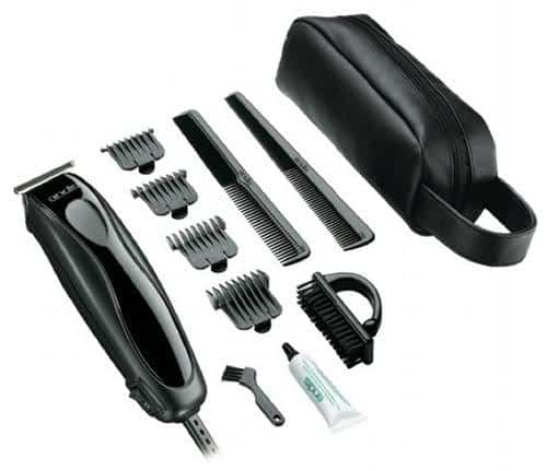 Picture of Andis Headliner home hair cutting kit.