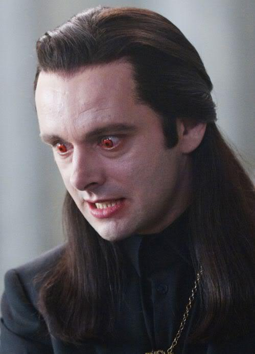 Photo of Aro hairstyle in Twilight movies.