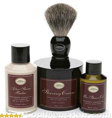 Image of The Art of Shaving The 4 Elements of the Perfect Shave Starter Kit.