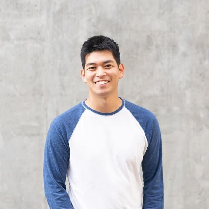 Short Hairstyle for Asian Men