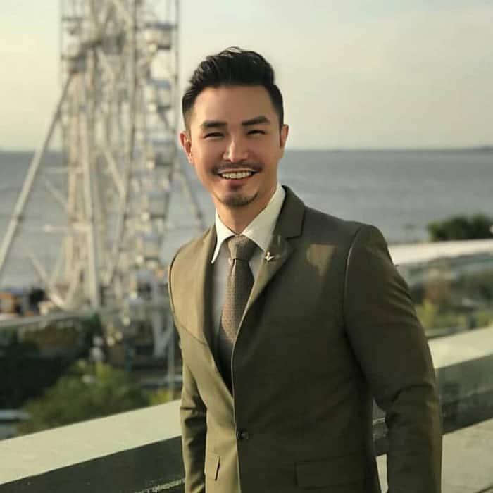 Asian men short hairstyles