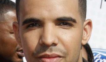 Drake Buzz Cut Hair