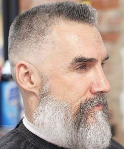 35 classy older men hairstyles to rejuvenate youth 2020