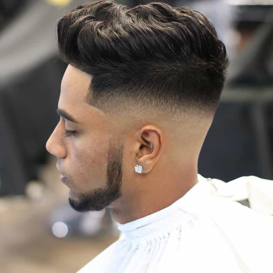 Top 50 Comb Over Fade Haircuts For Guys 2019 Hot Picks
