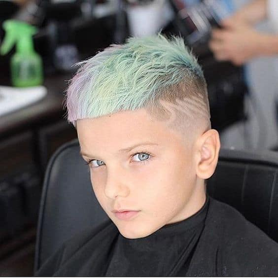 60 Cool Short Hairstyle Ideas for Boys , Parents Love These
