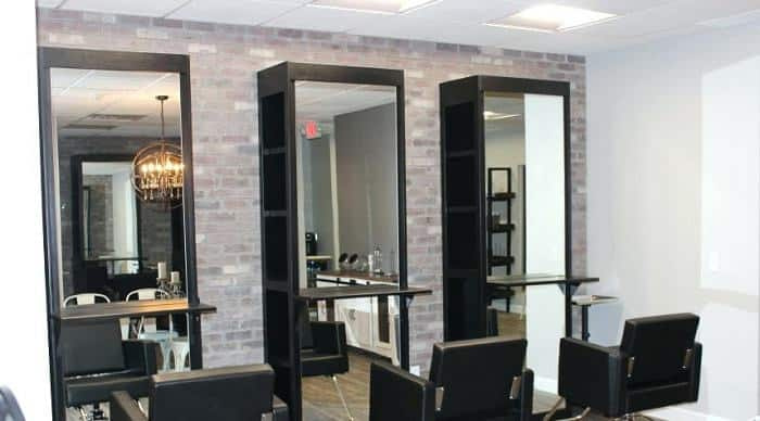 mirrors for barbers