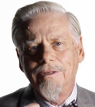 Picture of Bertram Cooper facial hair.