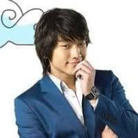 Jeong Ji-hoon hairstyle