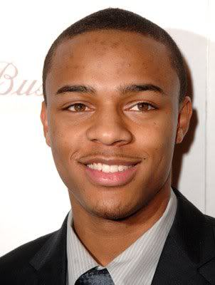 Bow Wow buzz cut hairstyle picture.