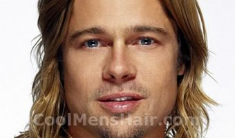 Brad Pitt's Most Famous Long Hairstyles to Copy