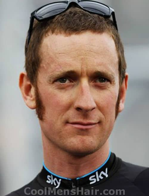 Photo of Bradley Wiggins.