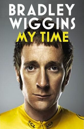 Bradley Wiggins book.