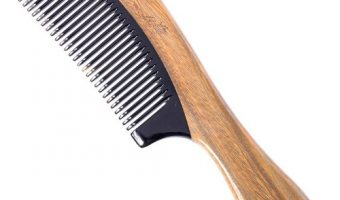 Natural Horn Comb For Men