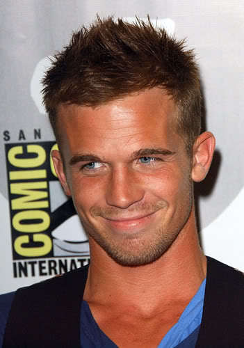 Picture of Cam Gigandet spiky hairstyle.