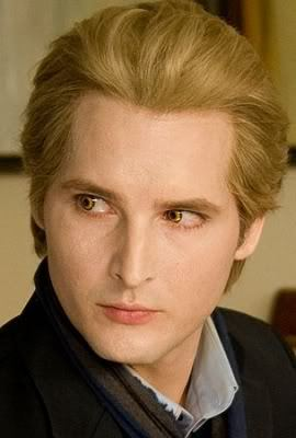 Carlisle Cullen 'New Moon' hairstyle
