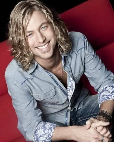 Photo of Casey James hairstyles.