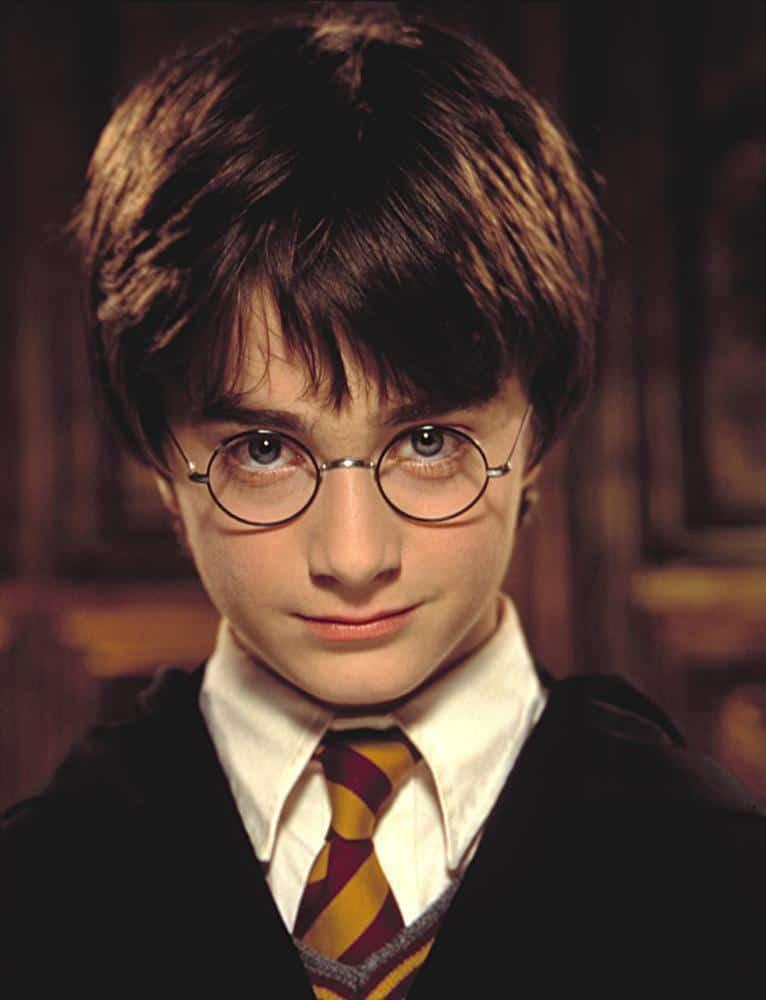 Daniel Radcliffe's cute style