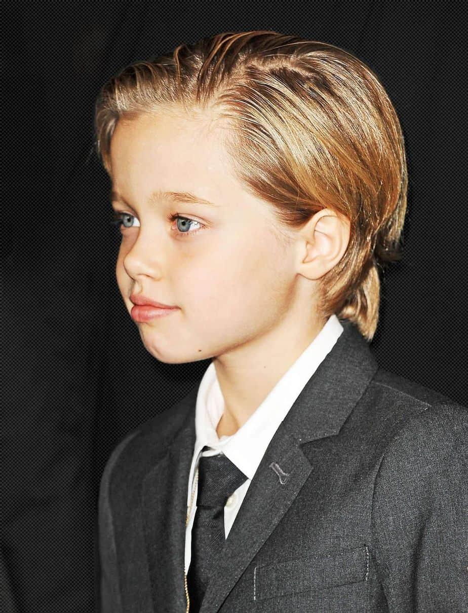 Shiloh Jolie Pitt style