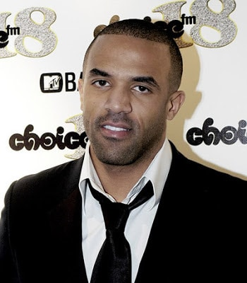 Craig David Buzz Cut