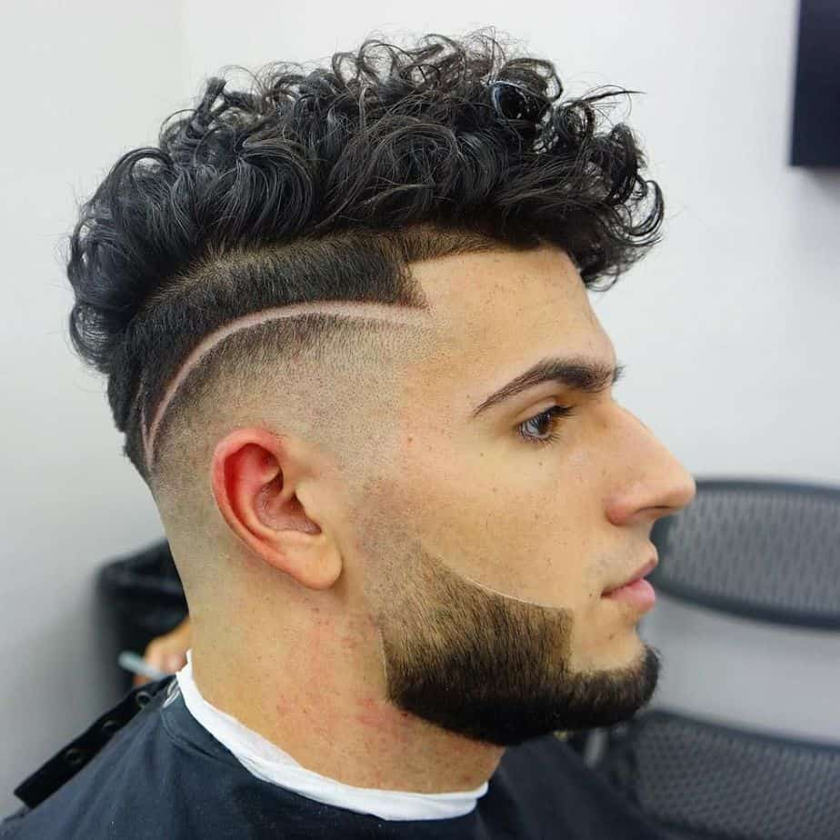 50 Prevailing Comb Over Fade Haircuts For Men 2018