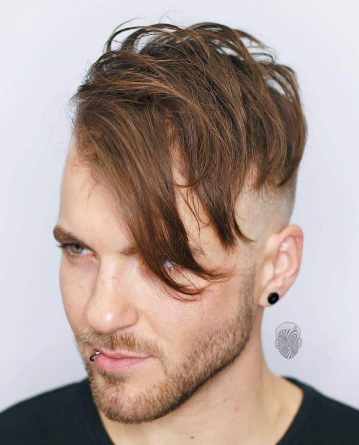 71 Best Disconnected Undercut Hairstyles Trend In 2019