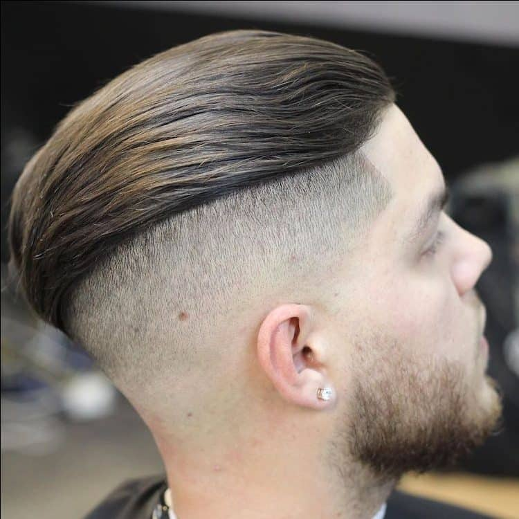 Classic Disconnected Undercut