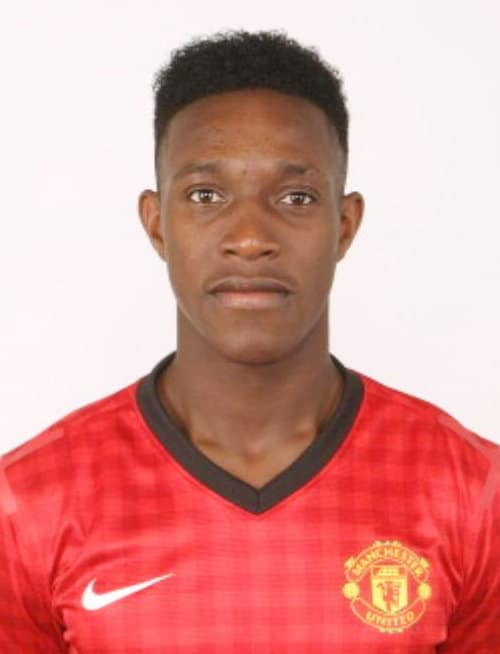 Photo of Danny Welbeck hair.