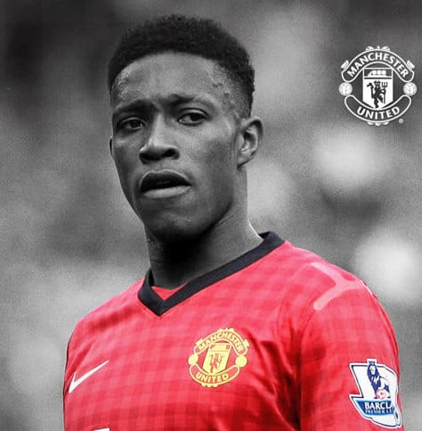 Photo of Danny Welbeck hairstyle.