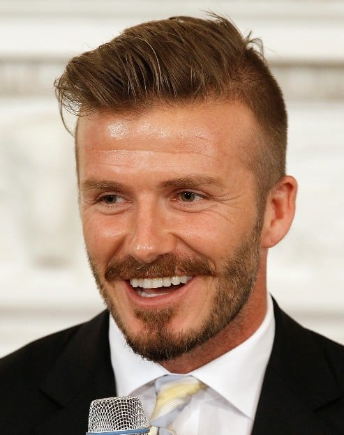 David Beckham 1989 To 2019 Hairstyles How His Hair Evolved Cool