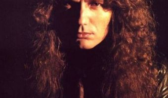 David Coverdale Long Hairstyle
