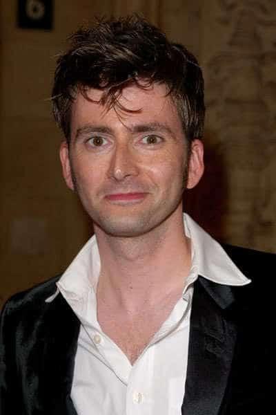 David Tennant hairstyle