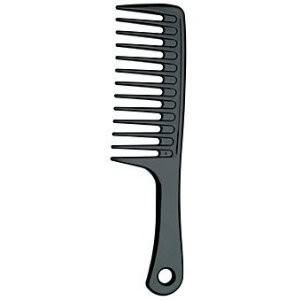 Diane Ionic Extra Wide Comb With Handle
