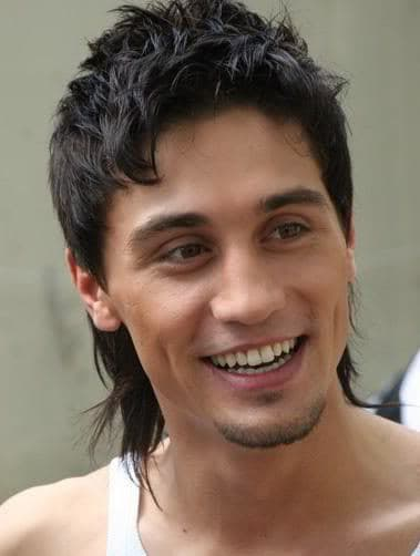 Photo of Dima Billan Mullet Hairstyles