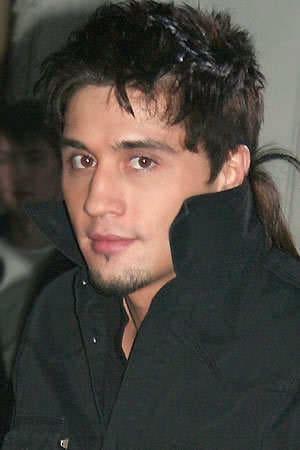 Dima Billan Mullet Hairstyle Photo