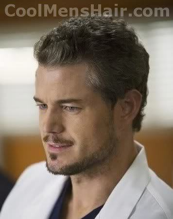 Image of Eric Dane hairstyle for his role as Dr. Mark Sloan in Grey's Anatomy.