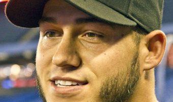 A Closer Look At Dustin McGowan Sideburns