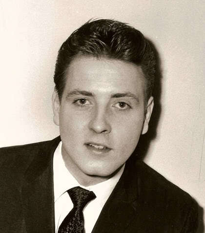 Eddie Cochran haircut