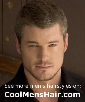 Picture of guys hairstyle: Eric Dane hairstyle.