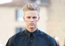 quiff haircut for men