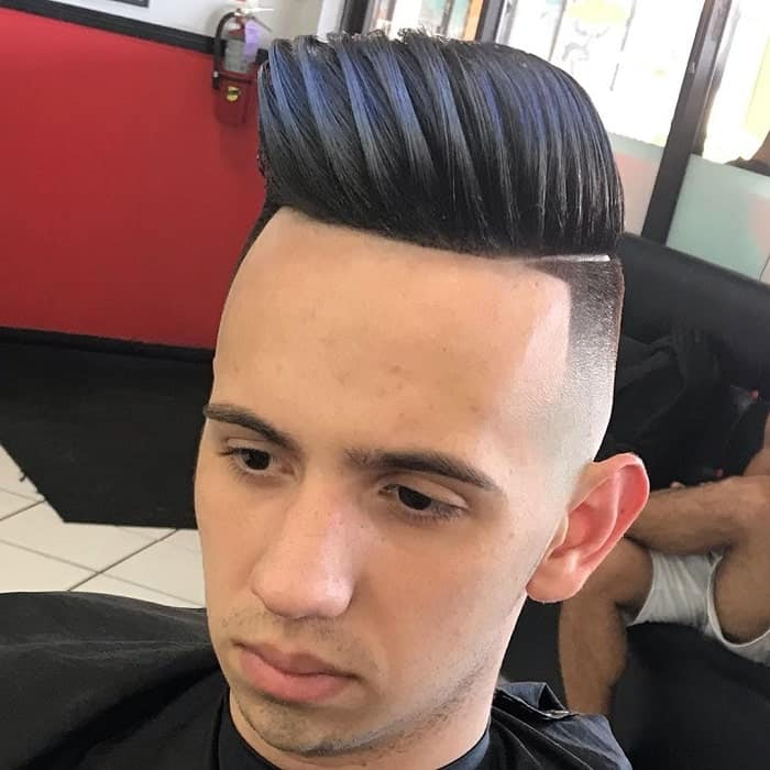 best flat top fade haircuts for men