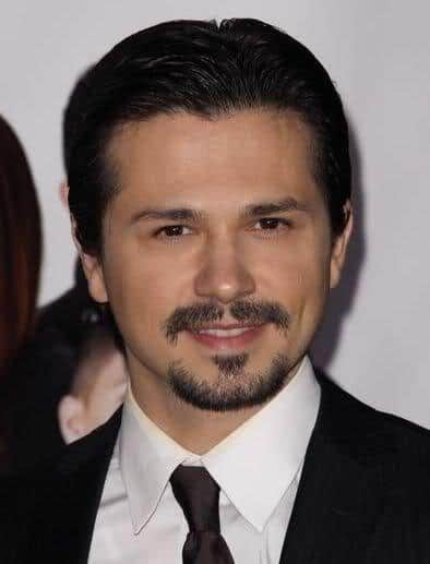 Freddy Rodriguez short formal hairstyle.