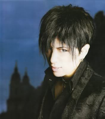 Gackt hairstyle